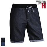 [해리슨] HARRISON 밴딩 청 반바지 JT1006