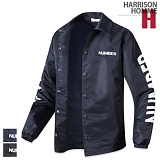 [해리슨] HARRISON 넘버 블랙 코치 자켓 RT1096