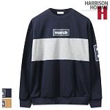 [해리슨] HARRISON MARCH 맨투맨 NC1146