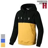 [해리슨] HARRISON 루즈핏 절개 후드 NW1059