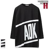 [해리슨] HARRISON AOKTO 지퍼 T NC1012