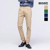 [모니즈] MONIZ 워싱 아웃포켓 면바지 PCT021
