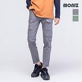 [모니즈] MONIZ 밴딩 카고 면바지 PCT014