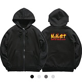 [뉴해빗] NUHABIT [N6NYH-04] - HOT NUHABIT - 기모 후드 집업 - 4COLOR