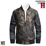 [해리슨] HARRISON 1506 밀리터리 블루종 CH1018