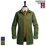 [해리슨] HARRISON 베이직 트렌치 하프 RM1055