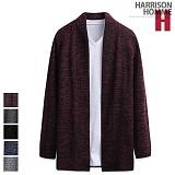 [해리슨] HARRISON 모자이크 숄 가디건 RT1002