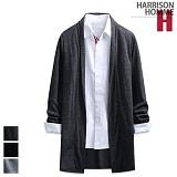 [해리슨] HARRISON 헤어롱 숄 가디건 RT1004