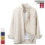 [해리슨] HARRISON 루즈핏 8번 체크 셔츠 MT1398
