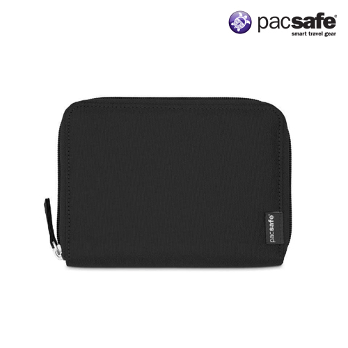 [팩세이프]PACSAFE - RFIDsafe LX150 Black 공식수입정품 (RFID 차단 여권지갑 지퍼지갑)