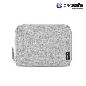 [팩세이프]PACSAFE - RFIDsafe LX150 Tweed Grey 공식수입정품 (RFID 차단 여권 지갑 지퍼지갑)