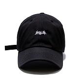 [슬리피슬립]SLEEPYSLIP - [unisex]#1 SATIN BLACK BALL CAP  볼캡 야구모자