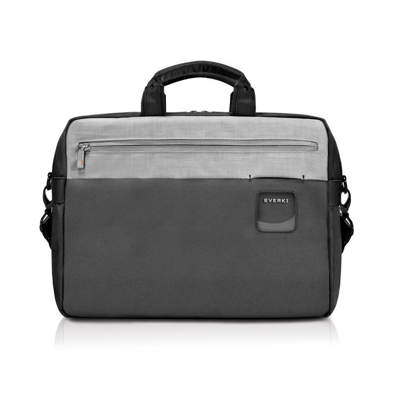[에버키] contemPRO Briefcase 컨템프로 EKB460 블랙 15.6인치