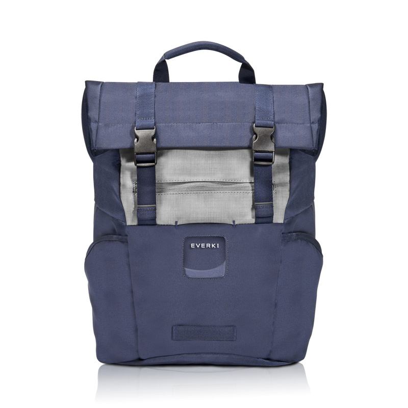 [에버키] contemPRO Roll Top Backpack 컨템프로 EKP161N 네이비 15.6인치