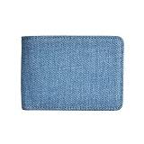그린스터프 - 피트 히든카드 지갑 002 [데님 블루]