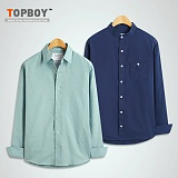 [탑보이] 균일가 봄신상셔츠 (TBSFP323)