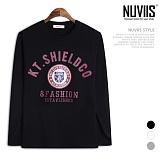 [뉴비스] NUVIIS - 케이티 라운드 긴팔 티셔츠 (TR149TS)