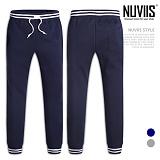 [뉴비스] NUVIIS - 라인배색 조거 트레이닝팬츠 (MD059LPT)