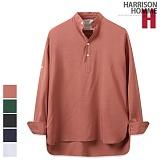 [해리슨] HARRISON 크런키 헨리넥 셔츠 MT1415