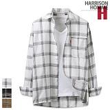 [해리슨] HARRISON 루즈핏 13번 체크 셔츠 MT1400