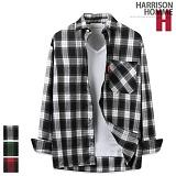 [해리슨] HARRISON 루즈핏 12번 체크 셔츠 MT1399