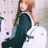 [피스메이커]PIECE MAKER - DOCUMENT BACKPACK (WHITE) 백팩