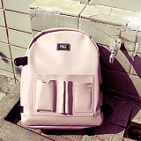 [피스메이커]PIECE MAKER - DOCUMENT BACKPACK (PINK BEIGE) 백팩