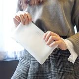 [에이비로드]ABROAD - Classic Mini Bag (white) 클래식 미니 크로스 백