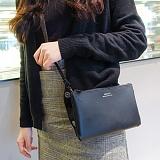 [에이비로드]ABROAD - Classic Mini Bag (black) 클래식 미니 크로스 백