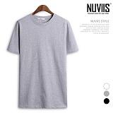 [뉴비스] NUVIIS - 레이어드 30수 반팔티셔츠 (RW074TS)