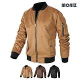 [모니즈] MONIZ  세무 레더블루종 JKL153
