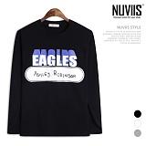 [뉴비스] NUVIIS - 로빈슨 라운드 긴팔 티셔츠 (TR156TS)