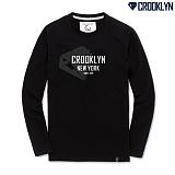 [크루클린] 크루클린 뉴욕 긴팔티셔츠 TRL718