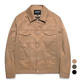 [품절임박특가]밴웍스 샤무드 테크니컬 스웨이드재킷 (VNAGJK001)_3colors 트러커 자켓