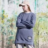 [플루크] FLUKE 17 S/S pigment 크루넥 무지 맨투맨 티셔츠 FMT017C302DB 크루넥 스��셔츠