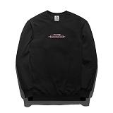 [플루크] FLUKE 17 S/S Art work 텀블 크루넥 맨투맨 티셔츠 FMT017C307BK 크루넥 스��셔츠