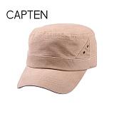 CAP10 - 옆포인트 기병모 BEIGE(BE57)