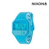 [닉슨]NIXON - Rubber Re-Run Watch A169917-00 (SKYBLUE) 39mm 매장 전시상품 소량재고 특가찬스