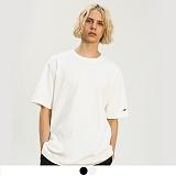 [어커버]ACOVER - Double Cotton Long T-Shirts 무지 반팔 반팔티 티셔츠