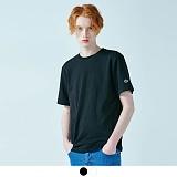 [어커버]ACOVER - Standard Cotton Rib T-shirts 무지 반팔 반팔티 티셔츠