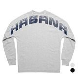 밴웍스 HAVANA 스트링 티셔츠(VNAGTS006)_2colors 오버핏 쭈리 맨투맨