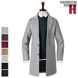 [해리슨] HARRISION 기획 이중지 오버핏 코트 MA1049