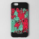 [세인트갤러리] saintgallery 아이폰 iPhone 6s/6용 아트 디자인 케이스 [Monster 2 by 이천성]