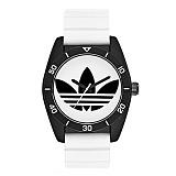[아디다스]ADIDAS  우레탄 시계 정품 오리지널 산티아고 손목시계 ADH3133 블랙/화이트 ADIDAS  우레탄 시계 정품 국내배송