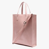 [피스메이커]PIECE MAKER - LEATHER SQUARE SHOULDER&TOTE (SOFT PINK)