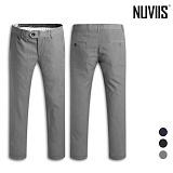 [뉴비스] NUVIIS - 심플 베이직 9부 슬랙스 (AD054LPN)
