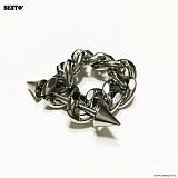 SEXTO - [써지컬스틸][반지]H-04 RING