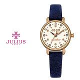 줄리어스 - JA-967 플리앙(5color) 여성 가죽시계