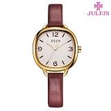 줄리어스 - JA-928 루이나(4color) 여성 가죽시계