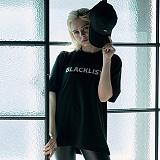 [아이넨]EINEN-Blacklist Core 1/2 T-Shirts Black반팔티 티셔츠